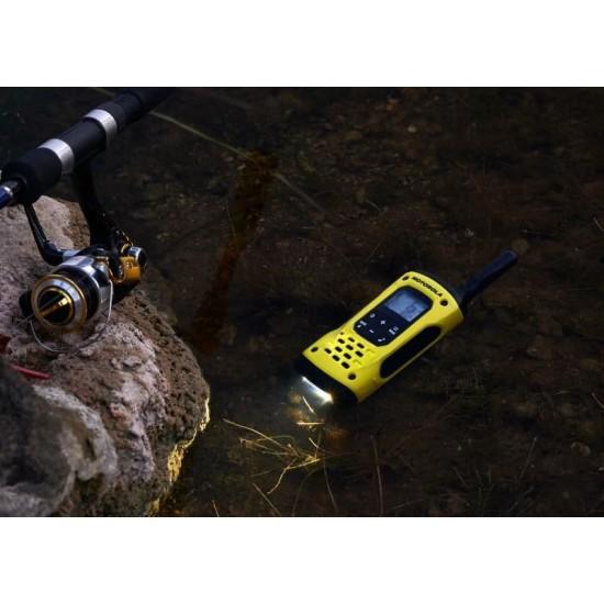 Motorola Talkabout T92 H2O rāciju komplekts